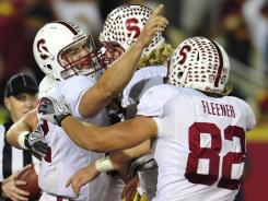 No. 3 Stanford survives thriller at USC in triple overtime