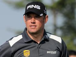 Lee Westwood of England joins a strong field this week for the WGC-HSBC Champions.