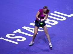 Petra Kvitova and Istanbul each made strong statements at the WTA Championships.