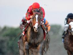 "Flat Out's victory in the Jockey Club Gold Cup on Oct. 1 at Belmont Park was the first graded stakes victory by his trainer, Charles ""Scooter"" Dickey."