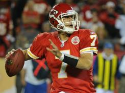 Kansas City Chiefs' MATT CASSEL Deserves Credit For Victory Over Chargers