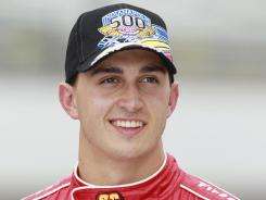 Graham Rahal was overwhelmed by the donations he received from the likes of Kyle Busch and Lance Armstrong.