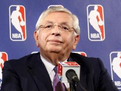 NBA Commissioner David Stern has canceled all November games, and more cancellations could be on the way.