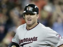 Jim Thome ended the season with the Twins, but reportedly has signed a one-year deal with the Phillies, where he played from 2003-05.