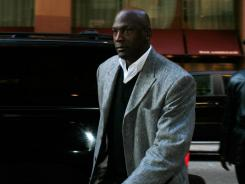 NBA Hall of Famer and Charlotte Bobcats owner Michael Jordan has become a hard-liner against the players in the NBA lockout.