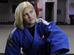 Kayla Harrison is vying to become the first U.S. judo competitor to win an Olympic gold medal.
