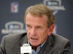 PGA Tour Commissioner Tim Finchem is looking toward Asia or South America as the host of the 2015 Presidents Cup.