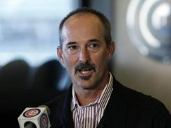 The Cubs interviewed Rangers pitching coach Mike Maddux Wednesday for their vacant managerial job.  Maddux withdrew his name from consideration for the Red Sox' job on Monday.