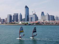 The city of Qingdao hosted sailing events at the 2008 Beijing Olympics. Now it will welcome the Izod IndyCar Series.
