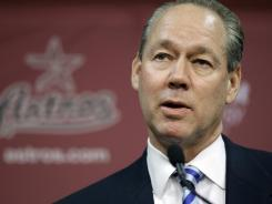 Jim Crane is expected to be approved by MLB as the Astros' new owner.
