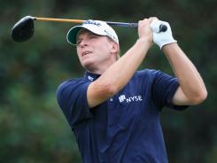 Steve Stricker has been struggling with a neck injury, but he says he's ready to go for the Presidents Cup.