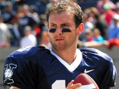 Yale quarterback Patrick Witt will be on the field against Harvard instead of interviewing for a Rhodes Scholarship in Atlanta.