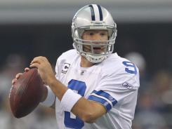 The Cowboys' Tony Romo has a favorable schedule that culminates with a game vs. the Eagles in Week 16, most fantasy leagues' championship week.
