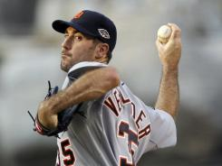 Tigers' Justin Verlander won the AL Cy Young Award by a unanimous vote,