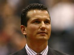 Richard Krajicek of Netherlands, a former Wimbledon champ who now runs the tournament in  Rotterdam, is one of the candidates to be ATP CEO.
