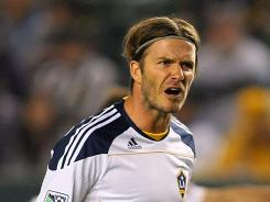 "Galaxy star David Beckham on his plans once the MLS season is over: ""I have to see where I am at the end of the season, take a break and see where my head's at and where my body's at."""
