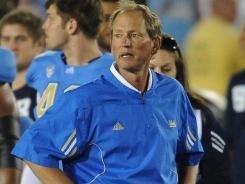 UCLA coach Rick Neuheisel