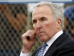 Dodgers owner Frank McCourt will be selling the club.