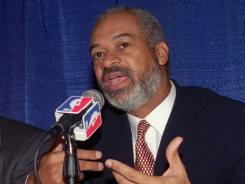 Charles Grantham worked for the players union from 1978-95, the last seven as executive director.