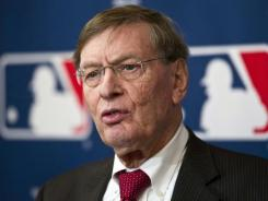 Commissioner Bud Selig, seen here Nov. 17, worked on the new collective bargaining agreement that will feature HGH testing and a higher minimum salary for players.