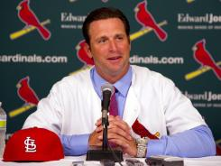 New Cardinals manager Mike Matheny and his wife may be on the hook for more than $4 million after a business deal gone bad, according to a St. Louis Post-Dispatch report.