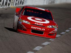 Chris Heroy will be the crew chief for the car of Juan Pablo Montoya, above, in 2012.