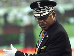 Former Florida AM Director of Bands Julian White was fired Wednesday following the death of his drum major.