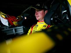 Kurt Busch was fined for both making an obscene gesture in his car and being verbally abusive toward a reporter.