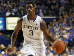 Terrence Jones scored 19 points to help No. 2 Kentucky improve to 6-0 with a rout of Portland.