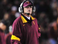 Dennis Erickson will coach Arizona State in the team's bowl game after  being let go by the school