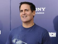 Dallas Mavericks owner Mark Cuban is stepping up his media presence.