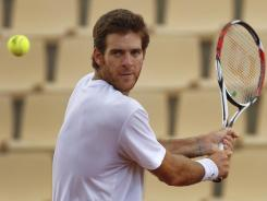 Juan Martin del Potro and Argentina face Spain in the Davis Cup final this weekend in Seville, Spain.