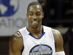 Orlando Magic center Dwight Howard already is the subject of much discussion in the NBA as a free agent-to-be after the season.