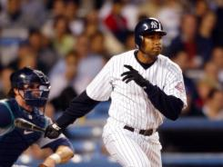 From 1997 to 2001, Bernie Williams hit .325, made five consecutive All-Star teams and won four Gold Glove awards. He was the AL batting champion in 1999 with a .339 average.