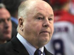 After firing coach Randy Carlyle, the Anaheim Ducks have hired Bruce Boudreau who was fired by the Washington Capitals on Monday.