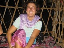 Aubrey Sacco, sister of Morgan Sacco, San Diego State university soccer player, has been missing since April 2010.