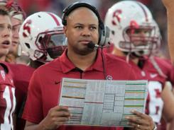 Stanford coach David Shaw voted for his team third ahead of Oklahoma State.