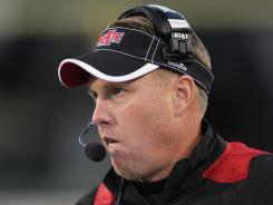 Hugh Freeze led Arkansas State (10-2) to its most successful season since joining FBS in 1992.