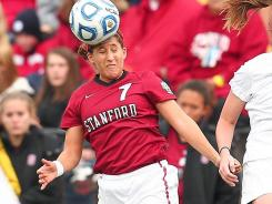Teresa Noyola  and Stanford had lost in the last two national championship games.