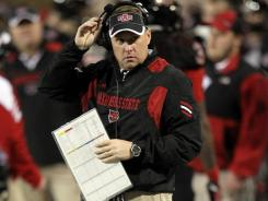 Hugh Freeze led Arkansas State to the Sun Belt title in his first season with the school.