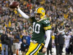 Packers backup quarterback Matt Flynn, an unrestricted free agent after this season, could be in high demand next season.