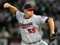 Matt Capps has reportedly come to terms with Minnesota on a one-year deal. Capps split the Twins' closing duties with Joe Nathan in 2011, but Nathan recently signed with the Texas Rangers.