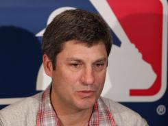 'Learning on the fly':  New White Sox manager Robin Ventura.
