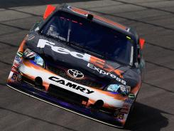 Crew chief Mike Ford, who had been with Denny Hamlin since Hamlin's rookie season in 2006, was let go after a disappointing season in which the duo failed to contend for the championship.