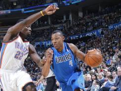 Free-agent forward Caron Butler said he's fully recovered from a season-ending knee injury in January with the Dallas Mavericks and looking forward to his next team.