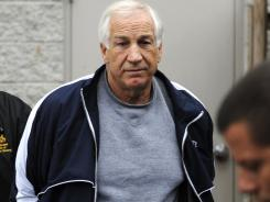 Former Penn State assistant coach Jerry Sandusky is now accused of sexual assaulting 10 people.