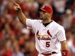 Albert Pujols' 10-year, $254 million contract is second-largest deal in baseball history.