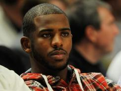 New Orleans Hornets All-Star guard Chris Paul look like he isn't on his way to the Los Angeles Lakers.