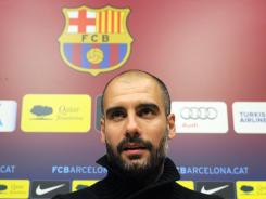 Barcelona coach Pep Guardiola is 7-3-1 against Real Madrid since taking the reigns at Camp Nou in 2008.