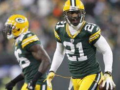 Charles Woodson's Packers are one game from clinching home-field advantage.